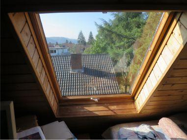 3. Beispielbild: Innenansicht Dachfenster
